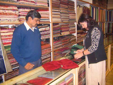 Schalkauf in Dehli
