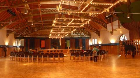 Stadthalle Gersfeld empfängt das Reiki Festival