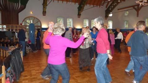 Tanzen und feiern ...